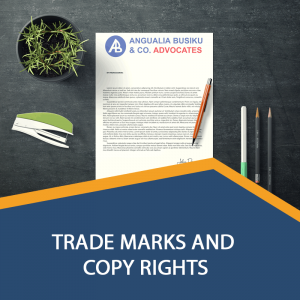 TRADE MARKS AND COPY RIGHTS