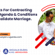 Requirements For Contracting Marriage In Uganda And Conditions That May Invalidate Marriage